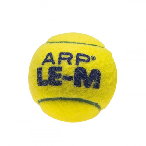 Tennisball ARP SLOW PLAYING, drucklos
