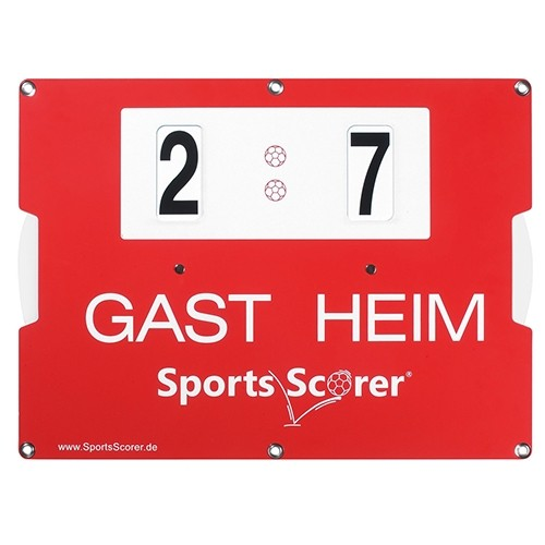 Sports Scorer einstellig Gr. S